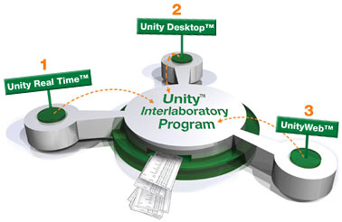 Unity overview diagram